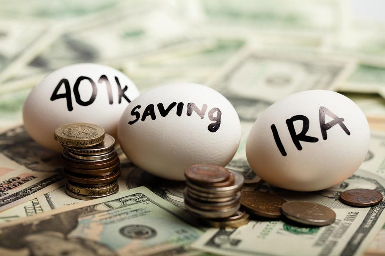 401(k) rollover to IRA for retirement