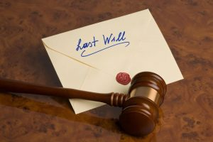 I know most of you probably have wills, but I don't really think of them as estate planning.